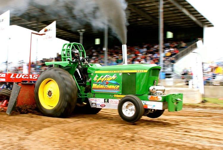 Tractor Pulling Parts : Links colberg hi performance tractor repair