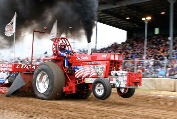 Super Stock Tractor Pulling Engines : Pulling tractors colberg hi performance tractor repair